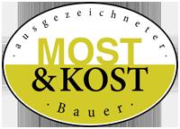 Ausgezeichneter Most & Kost Bauer